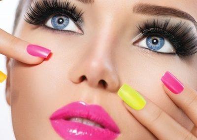 Korkealaatuiset meikit