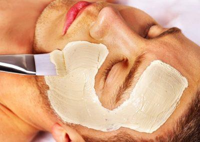 Miesten kosmetologihoidot